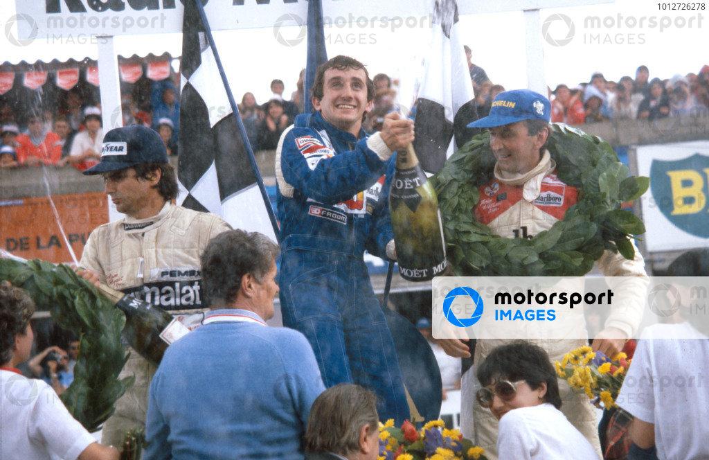 1981 French Grand Prix.