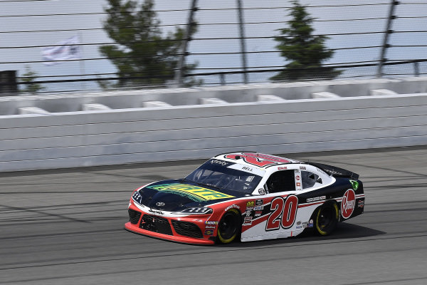 #20: Christopher Bell, Joe Gibbs Racing, Toyota Supra Rheem / RTP