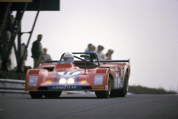 Tim Schenken / Carlos Reutemann, Ferrari SEFAC, Ferrari 312PB.