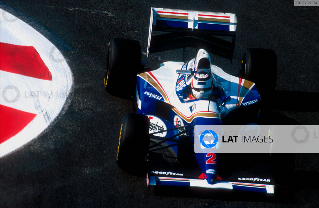 1994 French Grand Prix.