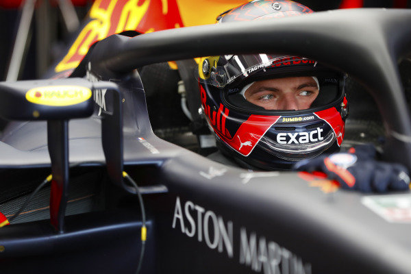 Max Verstappen, Red Bull Racing.