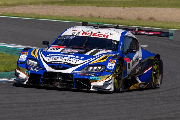 Yuji Kunimoto & Ritomo Miyata, TGR WedsSport Bandoh ADVAN, Toyota GR Supra, 2nd in GT500