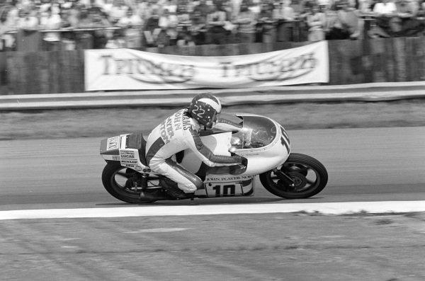 Peter Williams, Norton.