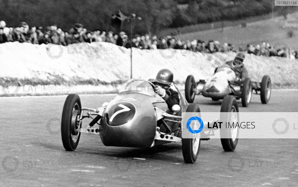 1953 500cc Race, Half Litre Club Meeting.