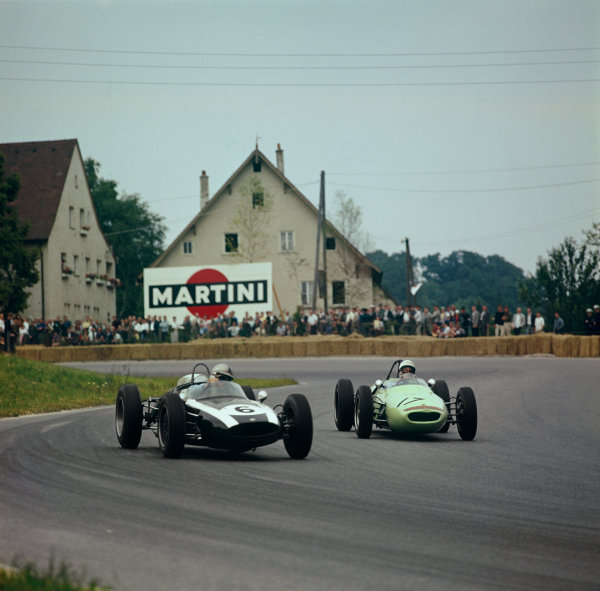 Solitude, Germany. 23rd July 1961.