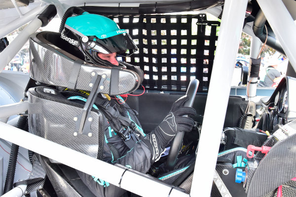 NASCAR XFINITY Series Zippo 200 at The Glen Watkins Glen International, Watkins Glen, NY USA Friday 4 August 2017 Erik Jones, Hisense Toyota Camry World Copyright: John K Harrelson LAT Images