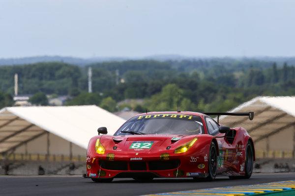Test - Le Mans 24hr