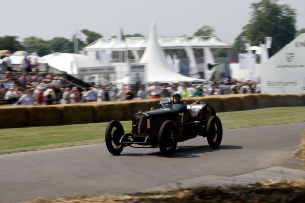 2005 Goodwood Festival of SpeedGoodwood Estate, West Sussex. 24th - 26th June Sunbeam 3-litre GP. Action World Copyright: Gary Hawkins/LAT Photographicref: Digital Image Only