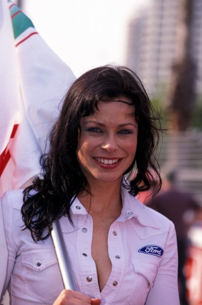 Miss Indy competition.