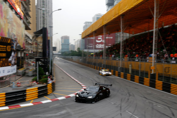 2015 FIA GT World Cup Circuit de Guia, Macau, China Saturday 18 November 2017. Augusto Farfus, BMW Team Schnitzer, BMW M6 GT3  World Copyright: Alexander Trienitz/LAT Images ref: Digital Image 2017-Macau-GP-AT2-3433