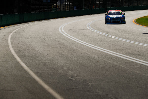 Andre Heimgartner, Nissan Motorsport Nissan.