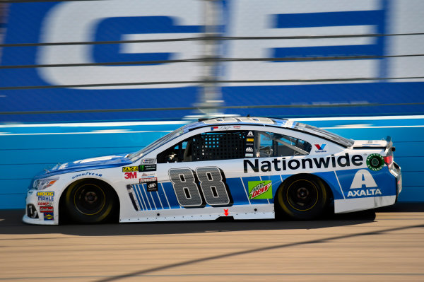 Monster Energy NASCAR Cup Series Can-Am 500 Phoenix Raceway, Avondale, AZ USA Sunday 12 November 2017 Dale Earnhardt Jr, Hendrick Motorsports, Nationwide Chevrolet SS World Copyright: Nigel Kinrade LAT Images