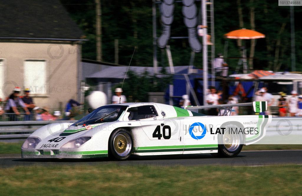 1984 Le Mans 24 hours.