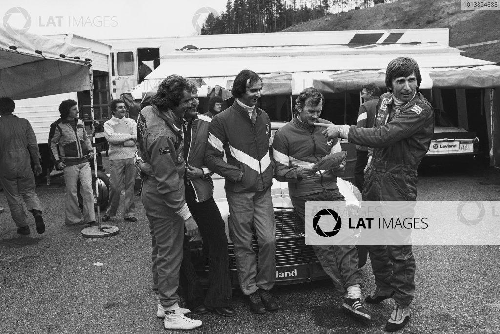 1977 European Touring Car Championship.