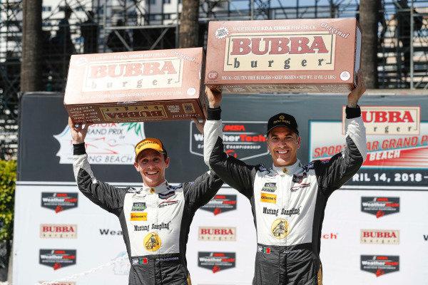 Winners #5 Action Express Racing Cadillac DPi, P: Joao Barbosa, Filipe Albuquerque