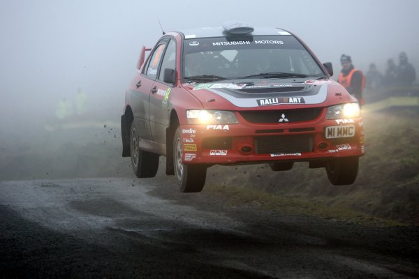 2006 British Rally Championship.Wales Rally GB. 1st-3rd December 2006.Ryan Champion, World Copyright: Ebrey/LAT Photographic.