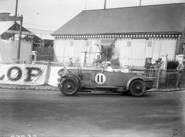 Tim Rose-Richards / Owen Saunders Davies, Talbot - Darracq, Talbot AV105.