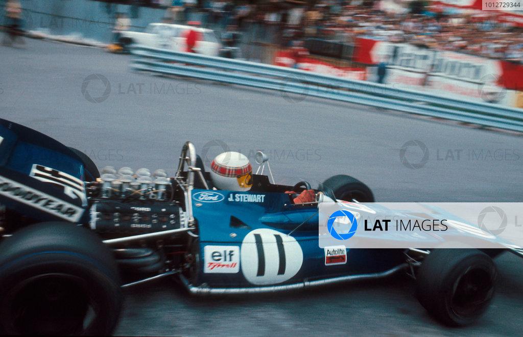 1971 Monaco Grand Prix.