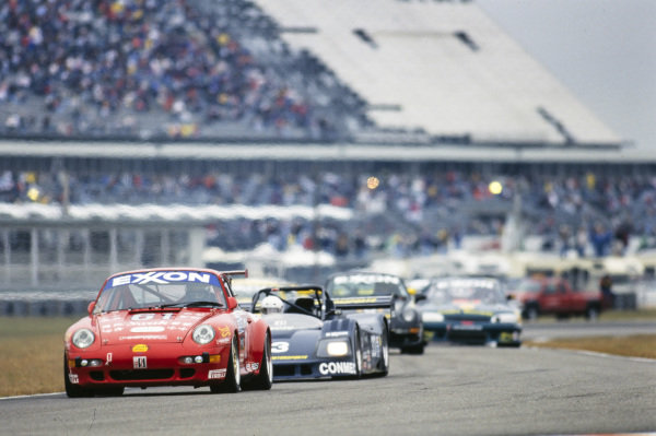 Mark Mehalic / Chris Cervelli / Philip Collin / Gragg Tracy / Spencer Sharpe / Kevin Buckler, Mark Alan, Porsche 911 Carrera 4S AWD.