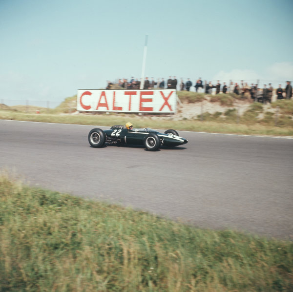 Zandvoort, Holland.21-23 May 1963.Tony Maggs (Cooper T66 Climax).Ref-3/0961E.World Copyright - LAT Photographic