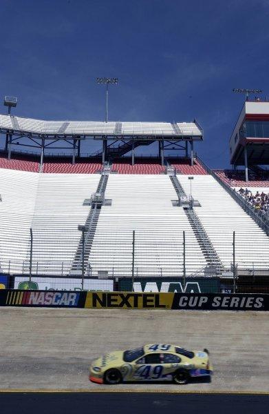 03/26/04 NASCAR Nextel Cup Series.Round 6 of 36. Food City 500. Ken Schrader. Bristol, Tennessee, USA.