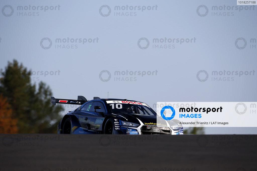 Harrison Newey, Audi Sport Team WRT, Audi RS 5 DTM.