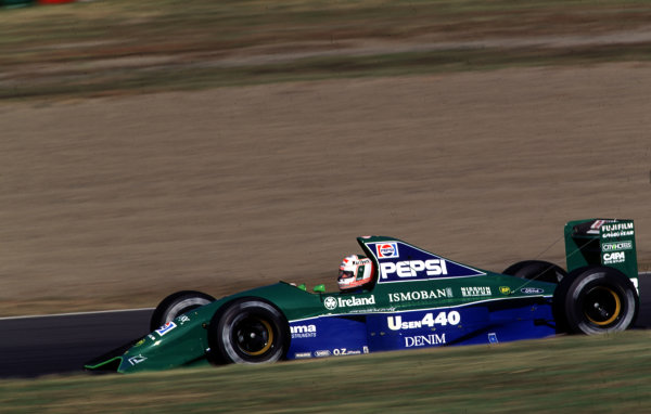 1991 Japanese Grand Prix.