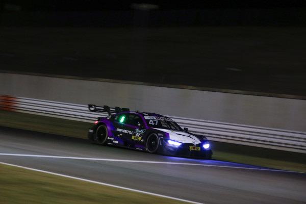Joel Eriksson, BMW Team RBM, BMW M4 DTM.