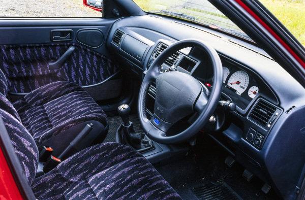 Ford Escort 1.4LX.