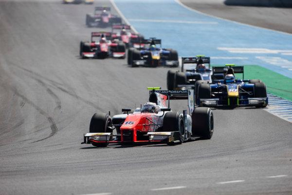 2017 FIA Formula 2 Round 10. Circuito de Jerez, Jerez, Spain. Sunday 8 October 2017. Jordan King (GBR, MP Motorsport).  Photo: Andrew Ferraro/FIA Formula 2. ref: Digital Image _FER3279