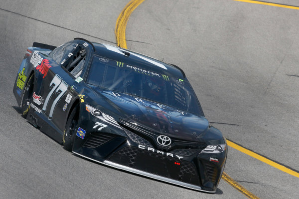 Monster Energy NASCAR Cup Series Toyota Owners 400 Richmond International Raceway, Richmond, VA USA Friday 28 April 2017 Erik Jones, Furniture Row Racing, GameStop/Prey Toyota Camry World Copyright: Matthew T. Thacker LAT Images ref: Digital Image 17RIC1mt1144