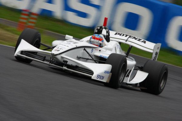 2009 Formula Nippon Championship.Suzuka, Japan. 11th - 12th July 2009.Rd5  - Winner Loic Duval ( #31 NAKAJIMA RACING ), action.World Copyright: Yasushi Ishihara/LAT Photographicref: Digital Image 2009FN_Rd5_004