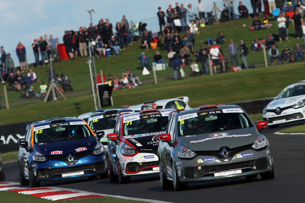 2017 Renault Clio Cup, Snetterton. 29th-30th July 2017, Lee Pattison (GBR) WDE Motorsport Renault Clio Cup World copyright. JEP/LAT Photographic
