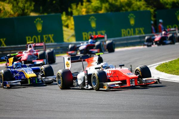 Hungaroring, Budapest, Hungary. Saturday 29 July 2017 Jordan King (GBR, MP Motorsport).  Photo: Hone/FIA Formula 2 ref: Digital Image _ONZ9794