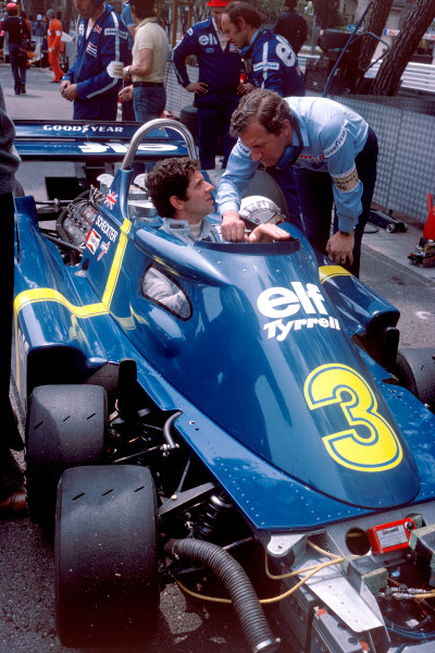 Monaco, Monte Carlo. 27th - 30th May 1976.