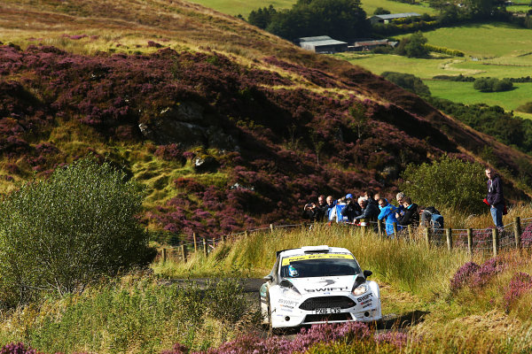 2017 British Rally Championship, Ulster Rally, Londonderry. 18th - 19th August 2017. brcme World Copyright: JEP/LAT Images.