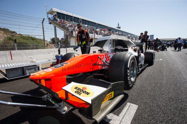 2017 FIA Formula 2 Round 10. Circuito de Jerez, Jerez, Spain. Sunday 8 October 2017. Jordan King (GBR, MP Motorsport).  Photo: Andrew Ferraro/FIA Formula 2. ref: Digital Image _FER3209