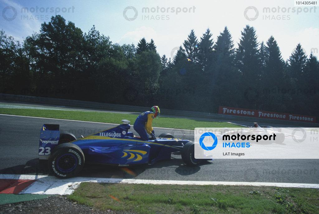 1999 Belgian Grand Prix.