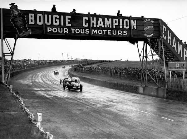 Le Mans, France. 15-16 June 1935.