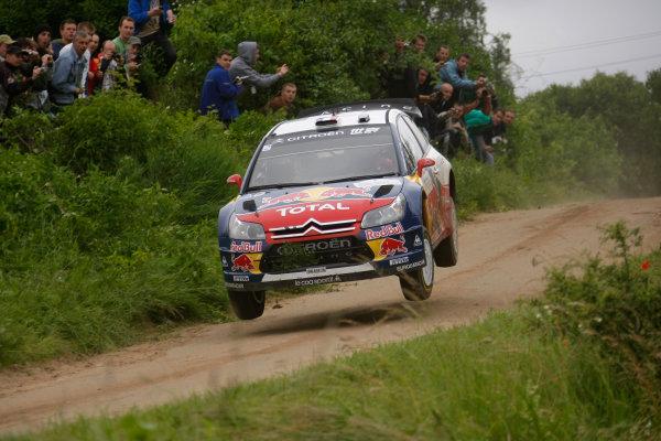 Round 8Rally Poland 200925th - 28th June 2009Dani Sordo, Citroen, WRC, ActionWorldwide Copyright: McKlein/LAT