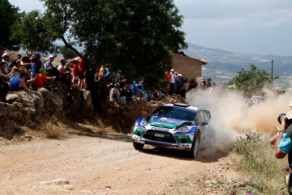 Round 06 - Rally Acropolis Greece 24-27 May 2012.