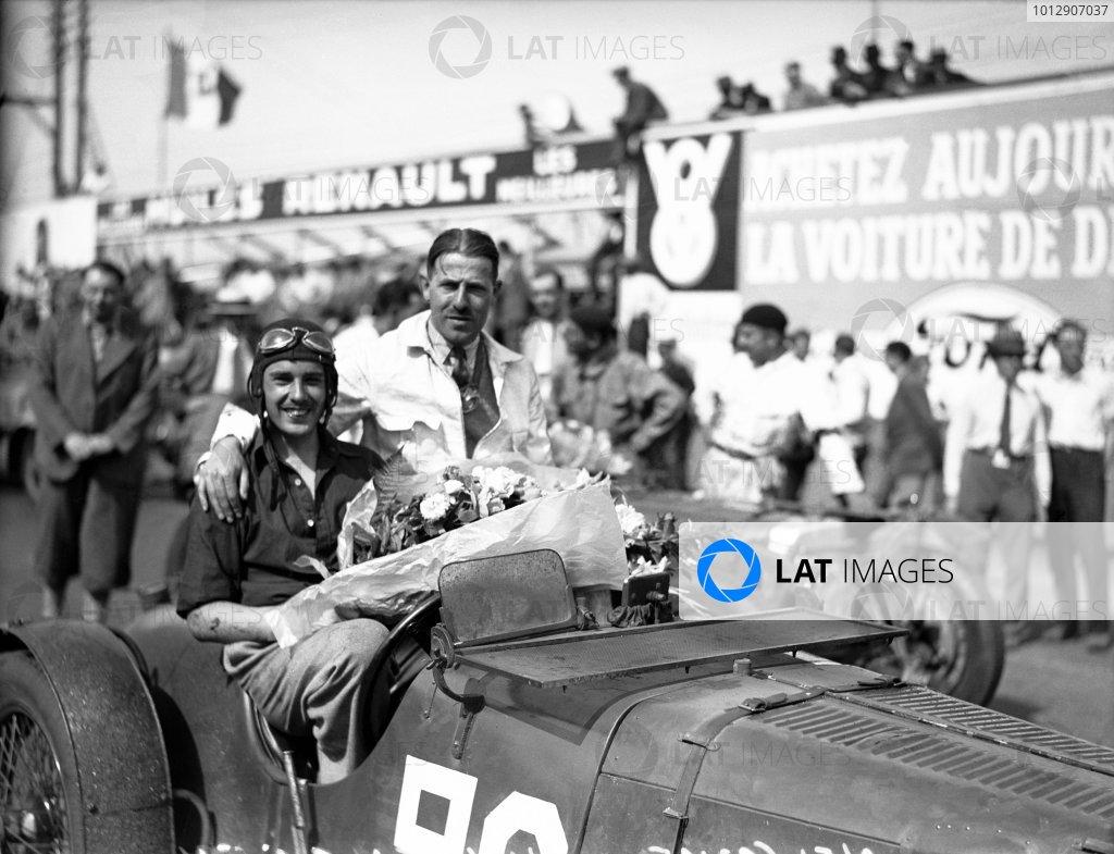 1932 Le Mans 24 hours.