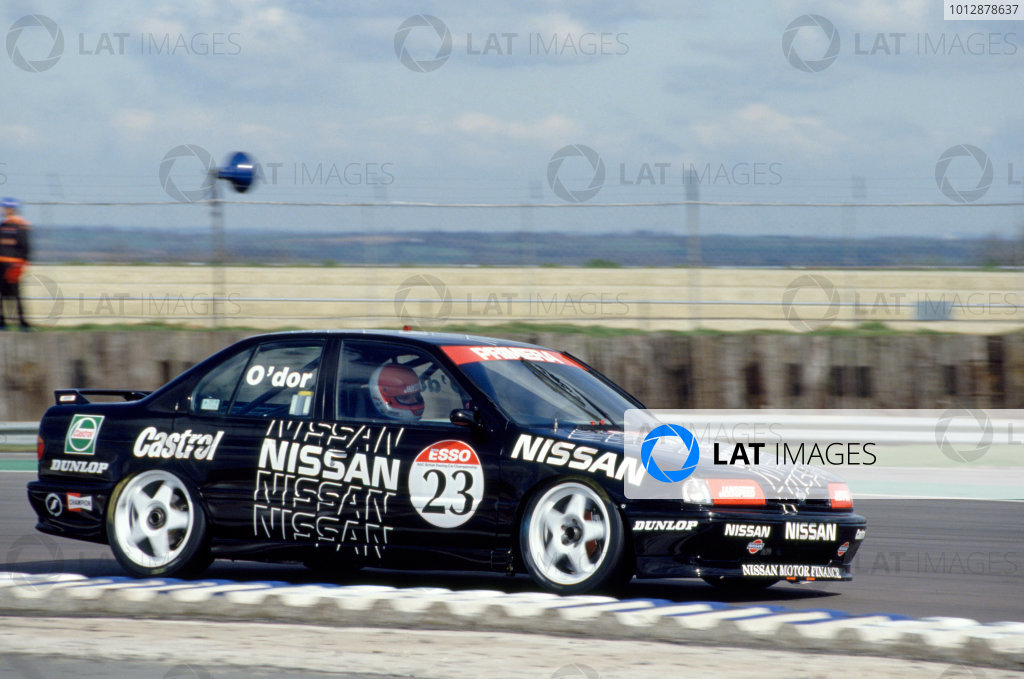 1992 British Touring Car Championship