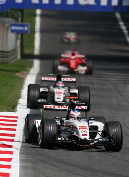 2005 Italian Grand Prix - Sunday Race,