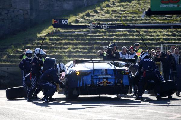 Liam Lawson, AF Corse Ferrari 488 GT3 Evo.