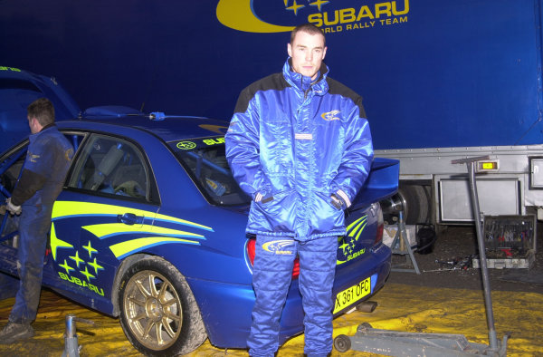 Col de Mens, France. December 18, 2000.