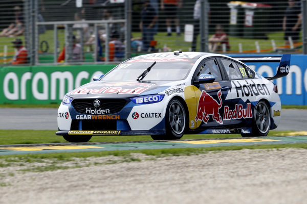 Shane van Gisbergen, Triple Eight Engineering Holden