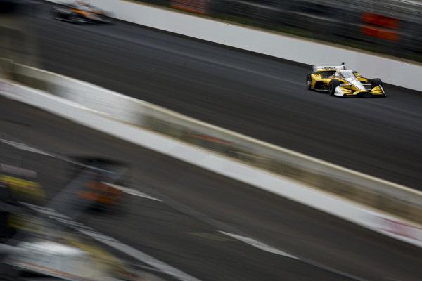 #1: Josef Newgarden, Team Penske Chevrolet