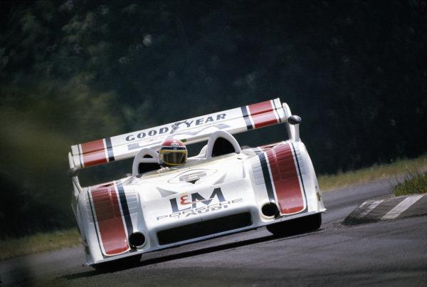 George Follmer, Roger Penske Enterprises, Porsche 917/10 TC.