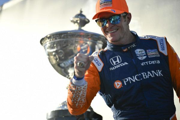 #9 Scott Dixon, Chip Ganassi Racing Honda